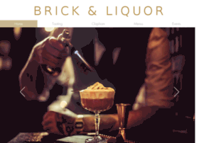 Brickandliquor.co.uk thumbnail