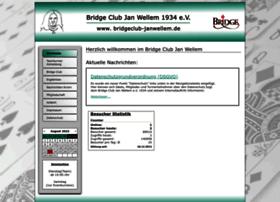 Bridgeclub-janwellem.de thumbnail