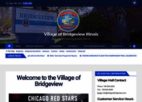 Bridgeview-il.gov thumbnail