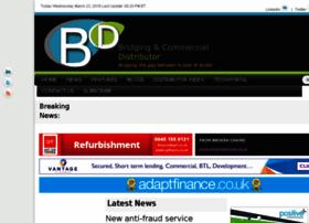 Bridgingandcommercialdistributor.co.uk thumbnail