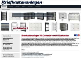 Briefkastenanlagen.pro thumbnail