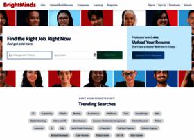 Brightminds.jobscentral.com.sg thumbnail