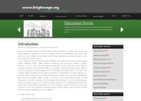 Brightways.org thumbnail