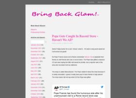 Bringbackglam.com thumbnail