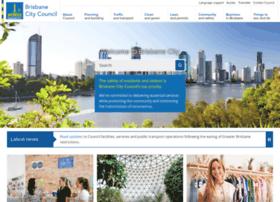 Brisbanecitycouncil.com.au thumbnail