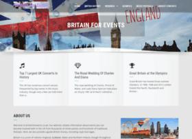Britainforevents.co.uk thumbnail