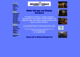Britannia-storage.co.uk thumbnail