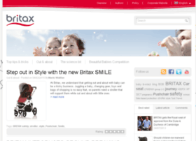 Britax-babyonboard.co.uk thumbnail