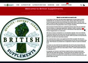 British-supplements.net thumbnail