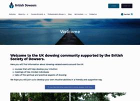 Britishdowsers.org thumbnail