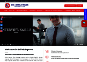 Britishexpress.in thumbnail