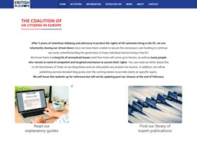 Britishineurope.org thumbnail