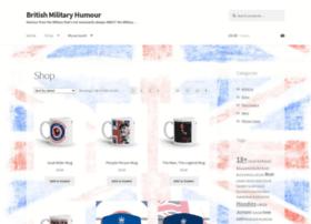 Britishmilitaryhumour.co.uk thumbnail