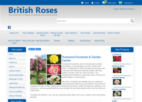 Britishroses.co.uk thumbnail