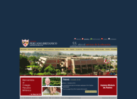 Britishschool.edu.pe thumbnail