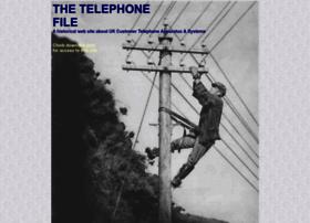 Britishtelephones.com thumbnail