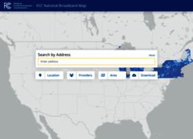 Broadbandmap.gov thumbnail