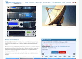 Broadcasting-services.eu thumbnail