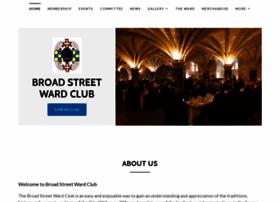 Broadstreetwardclub.org thumbnail