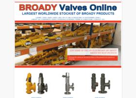 Broadyvalvesonline.co.uk thumbnail