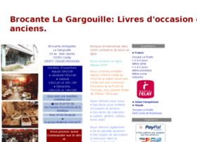 Brocantelagargouillecerilly.fr thumbnail