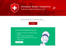 Broker-verzeichnis.ch thumbnail