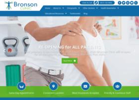Bronsonclinic.com thumbnail