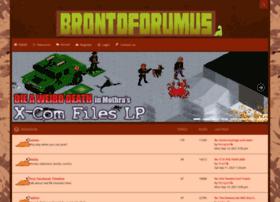 Brontoforum.us thumbnail