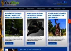 Bronze-sculptures.net thumbnail
