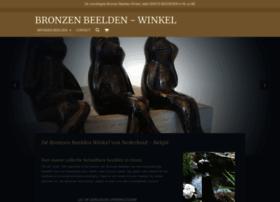 Bronzenbeelden-winkel.nl thumbnail