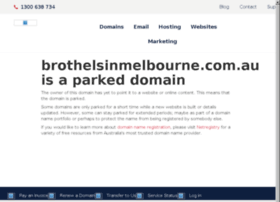 craigslist finder cheap brothel Melbourne