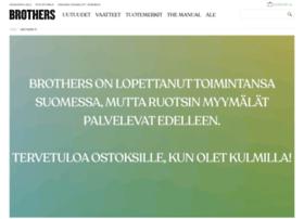 Brothers.fi thumbnail