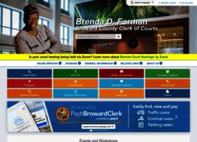 Browardclerk.org thumbnail