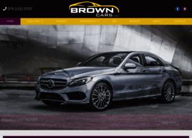 Browncars.co.uk thumbnail