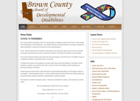 Browncbdd.org thumbnail