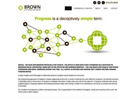 Brownlaw.ca thumbnail