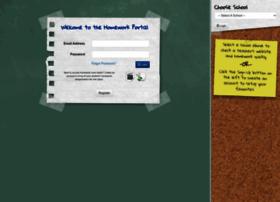 oncourse homework portal