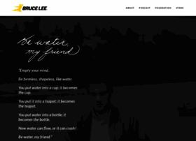 Brucelee.com thumbnail
