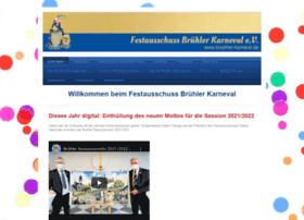 Bruehler-karneval.de thumbnail