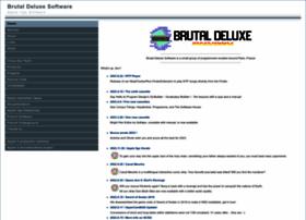 Brutaldeluxe.fr thumbnail