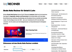Bruttonetto-rechner.at thumbnail