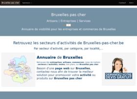 Bruxelles-pas-cher.be thumbnail