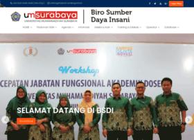 Bsdi.um-surabaya.ac.id thumbnail
