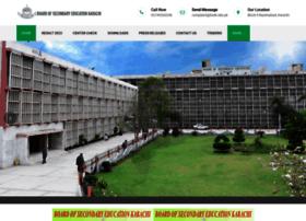 Bsek.edu.pk thumbnail