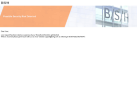 Bsh-group.es thumbnail