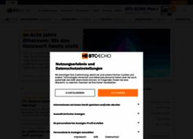 Btc-echo.de thumbnail