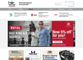 Btcactivewear.co.uk thumbnail