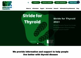 Btf-thyroid.org thumbnail