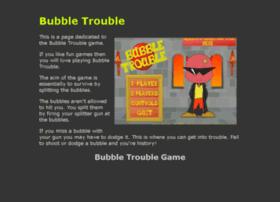 Bubble-trouble.org thumbnail