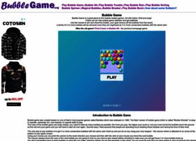 Bubblegame.org thumbnail